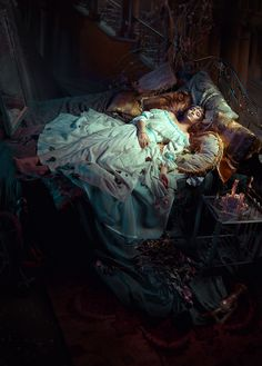 """Sleeping Beauty"" by Ilona D. Veresk"