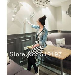 Fashion New Autumn Summer Women's beading shine Long sleeve blusa jeans jacket Denim short Outwear Retro Coat roupas femininas-in Basic Jackets from Apparel & Accessories on Aliexpress.com | Alibaba Group