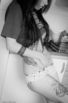 inked tatoo sexy women girls