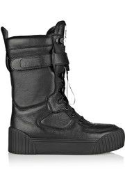 Marc by Marc JacobsLeather biker boots