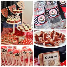 Pirate Party- for kids birthday?