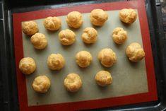 Vannbakkels - krem.no Croquembouche, Eclairs, Churros, Cereal, Food And Drink, Breakfast, Morning Coffee, Breakfast Cereal, Corn Flakes