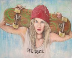 Be  Nice ! by Marc Haumont