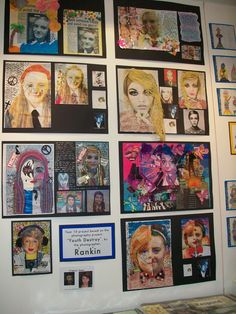 The schemes of work we have taught ourselves! School Displays, Sketchbook Pages, School Art Projects, High School Art, Arts Ed, Gcse Art, Photography Projects, Classroom Resources, Teaching Resources