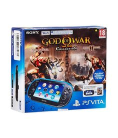 Sony New PS Vita Slim Wifi Console - 2014 Edition (Free game: God of War Collection) Xbox, Playstation Portable, Hindi Actress, Ps4 Games, God Of War, Nintendo 3ds, Santa Hat, Jack Jones, Free Games