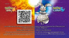 Pokemon Sun/Moon - Magearna QR code for Europe and Australia - Nintendo Everything Pokemon Luna, Pokemon X And Y, Pokemon Moon, Pokemon Showdown, Pokemon Games, Sun Moon, I Am Game, Nintendo, Coding