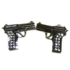 Another set of awesome cufflinks Tara got me some of these. Great to show off at a James Bond party!