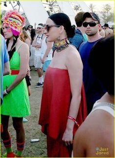 Katy Perry at Coachella Music Fest April 12,2015
