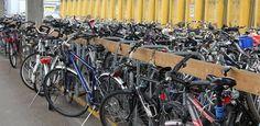 PRO VELO LENZBURG Unschön: Die Situation der Veloparkierung beim Bahnhof. Bicycle, Sports, Communities Unit, Hs Sports, Bicycle Kick, Excercise, Bike, Sport, Bmx
