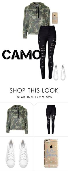 """""""./..././../../"""" by anna-mae-equils on Polyvore featuring Topshop, Agent 18 and camostyle"""