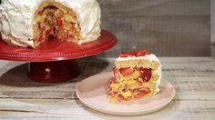 Cleveland's Cassata Cake Recipe   The Chew - ABC.com