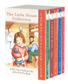 #Read11Books The Little House Collection Boxed Set