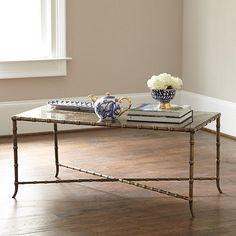 "Elsie Coffee Table 19""H X 42 1/2""W X 22 1/2""D"