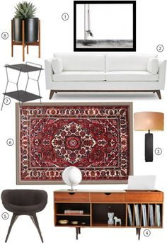 Design Inspiration: 3 Street Style Outfits Translated into Rooms | Apartment Therapy