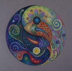 Fransien de Vries - Yin Yang 3