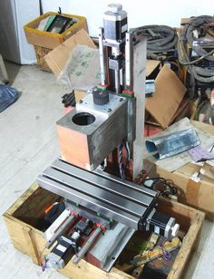New Machine Build Show how to build a CNC machine from the very beginning to the…