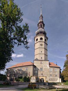 Tovačov castle (North Moravia), Czechia