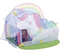 Tente de jeu à autodressage en forme de licorne Playhut | Canadian Tire Tent, Unicorn, Gift Ideas, Fit, Gaming
