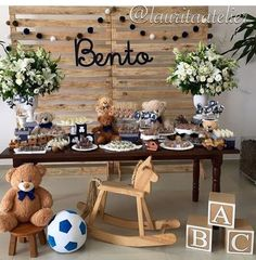 the basic facts of baby shower decorations ideas for boys 30 die grundlegenden Tatsachen der Idee Baby Shower, Baby Shower Cakes, Baby Boy Shower, Baby Shower Gifts, Baby Party, Baby Shower Parties, Baby Shower Themes Neutral, Gender Neutral, Teddy Bear Baby Shower