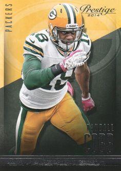 Set: 2014 Prestige Player: Cobb, Randall Sport: Football Team: Green Bay Packers Card Number: #140 Manufacturer: Panini Group Brand: Prestige