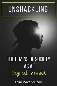 Unshackling the chains of society as a digital nomad Make Money Online, How To Make Money, How To Become, 4 Hour Work Week, Ways To Get Rich, Engineering Degrees, Rich Money, Online Group, Success Mindset