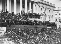 Lincoln's second inaugural address is 150 years old today. You should read it: http://slate.me/1DV17US