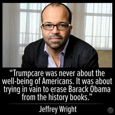 Trump is insanely jealous of Obama and his accomplishments.