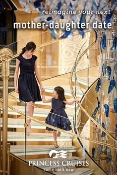 Princess Cruises: Family Cruises - Family Friendly Cruises for Kids Turn girl's night out into a forever memory with Princess Cruises. Family Cruise, Cruise Vacation, Disney Cruise, Disney Vacations, Dream Vacations, Family Travel, Family Friendly Cruises, Panama Cruise, Forever Memories