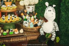 Mickey Safari Birthday Party Ideas | Photo 1 of 11