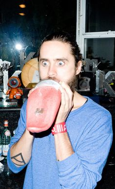 Jared Leto Thirty Seconds, 30 Seconds, Thirty 30, Jered Leto, Life On Mars, Shannon Leto, Just Jared, The Man, Beautiful Men