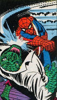 Amazing Spiderman, Dc Comics, Marvel Animation, John Buscema, The Dark Crystal, Man Vs, Spider Verse, Vintage Comics, Comic Books Art