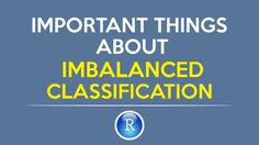 Imbalanced classification in R
