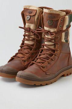 AEO Palladium Tactical Plus Boot Cut, Men's, Size: 11, Brown