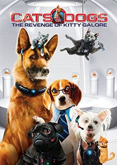 Cats and Dogs The Revenge Of Kitty Galore (2010) HD Dog