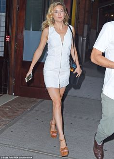 sexy legs hudson Kate