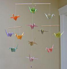 HOMADITHA: Mobiles origami