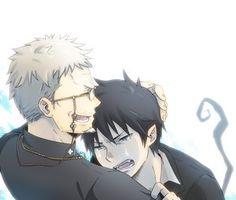 Shiro and Rin