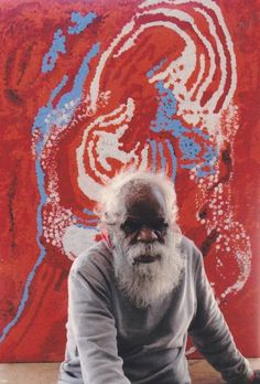 (Yannima Pikarli) Tommy Watson / Ngayuku Ngura - My Country Aboriginal Art Aboriginal Painting, Aboriginal Artists, Aboriginal People, Indigenous Australian Art, Indigenous Art, Australian Artists, Aboriginal Culture, Maori Art, Artist Sketchbook