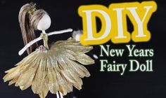 DIY Fairy Doll for New Years