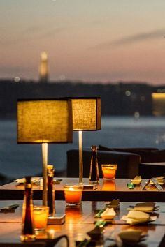 For cocktails and spectacular views, head to the city's coolest rooftop hangouts