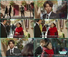 eun tak come in canada after goblin which surprised him who she actually is  - Goblin - Episode 1 (Eng Sub)