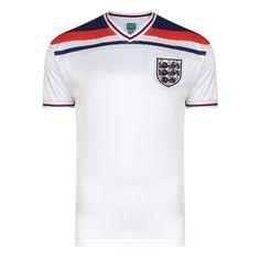 England 1982 World Cup Final Shirt - M    eBay