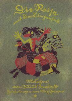BLICKFANG: The Eye-Catching Covers of Weimar Berlin - 50 Watts