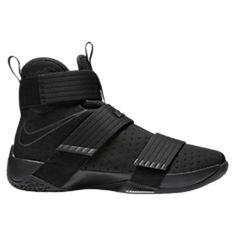 Men's Nike Lebron Soldier 10 Basketball Shoes | Finish Line