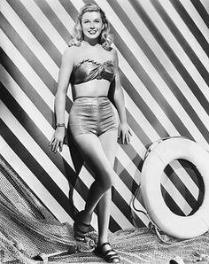 Doris Day. Love her figure