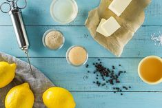 Easy Butter-Based Injection Sauce Recipe