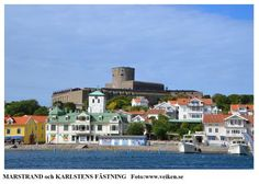 Theme Swedish Fortress 7: Karlstens Fästning (165 pieces)