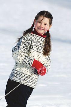 Image result for telemark genser barn
