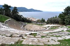 Ancient Theater - Limenas