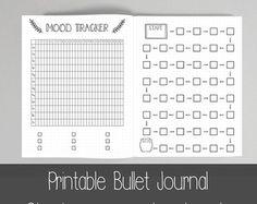 Bala para imprimir revista páginas A5 A4 por ScatteredPapers1